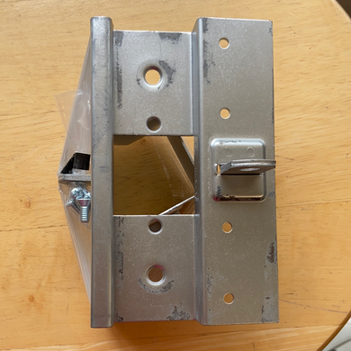 universal hasp or temporary door lock