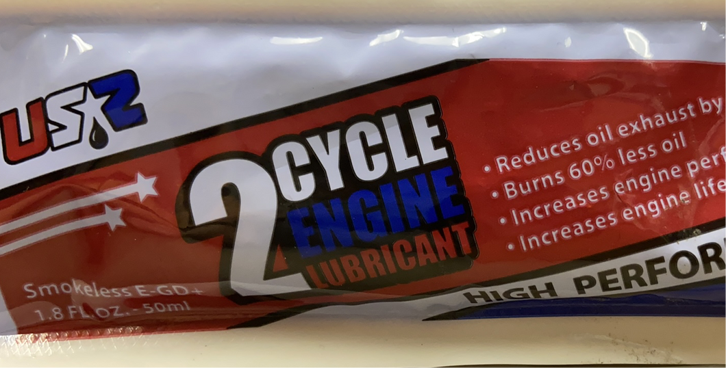 2 cycle engine lubricant /  oil