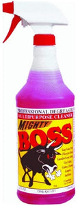 Mighty Boss multipurpose cleaner, 1 quart