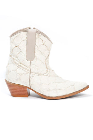 Bota Beatriz Off White - Bléque