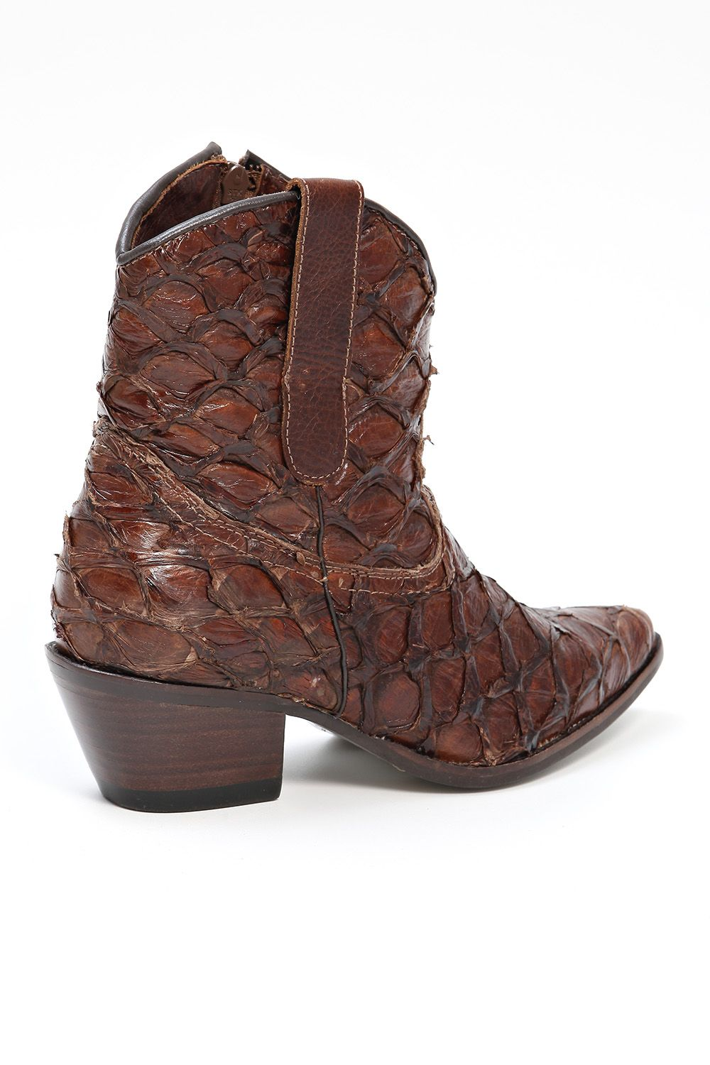 Bota Beatriz Seal Brown - Bléque
