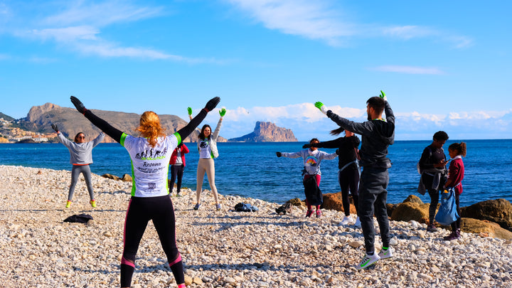 Plogging RRevolution: combining sport, fun and care for the planet