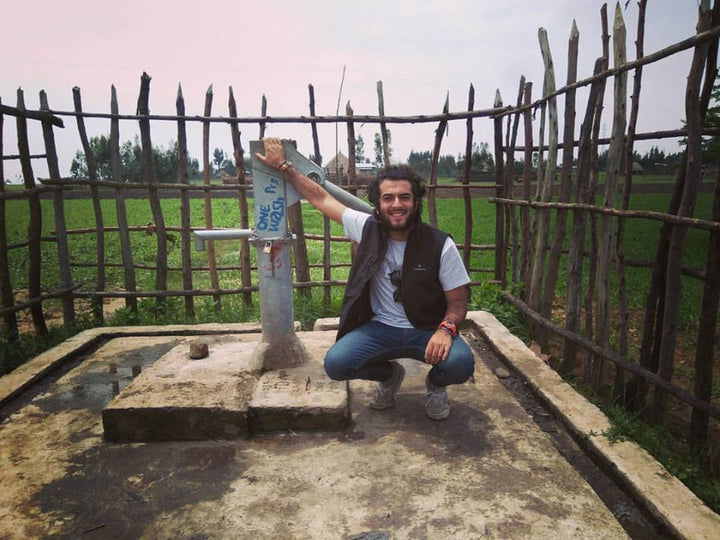 Act Now to Build Wells in Ethiopia: Interview with Alejandro Carballo