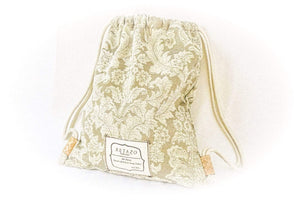 Open image in slideshow, WyohFlowers Bags & Purses Jacquard Eco Rucksack