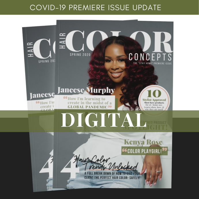 Spring 2020 Premier Issue COVID-19 UPDATE (DIGITAL)
