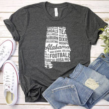 Load image into Gallery viewer, Alabama - State Love - Graphic Tee