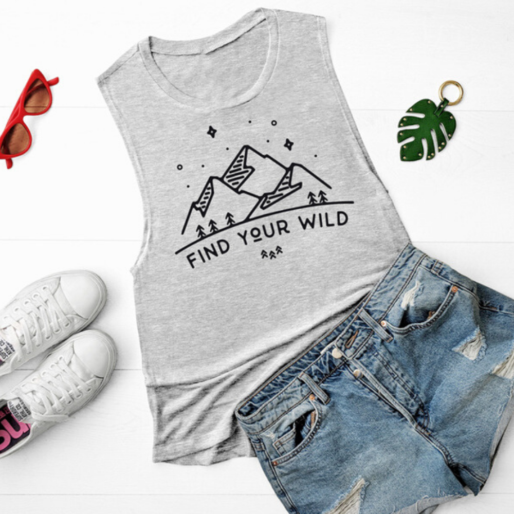 Find Your Wild Women's Tank