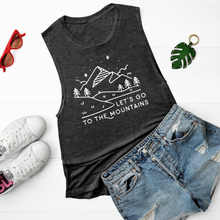 Load image into Gallery viewer, Let's Go To The Mountains Women's Tank