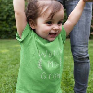 Watch Me Grow Toddler Tee
