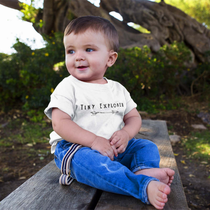 Tiny Explorer Toddler Tee