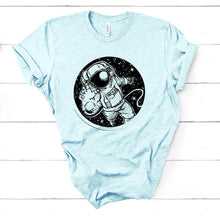 Load image into Gallery viewer, Out of This World Astronaut Graphic Tee