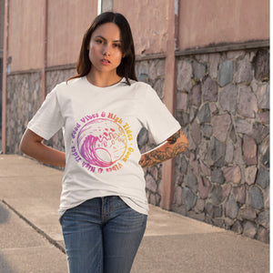 Good Vibes Surf & Sun Graphic Tee