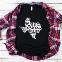Load image into Gallery viewer, Texas - State Love - Graphic Tee