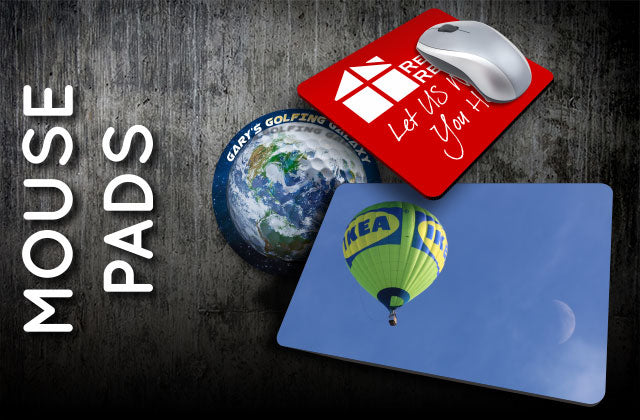 Mouse pads (call for prices)