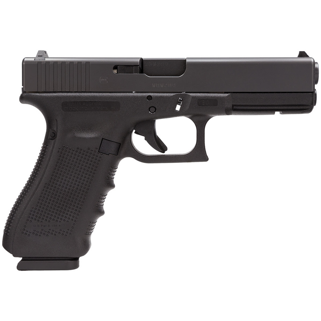 Glock 17Gen4 .9mm 17-shot (3)-mags