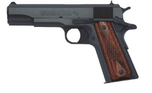 Colt #01991 Government .45acp 5