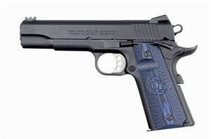 "Colt Competition .45acp 1911 5"" Blue"