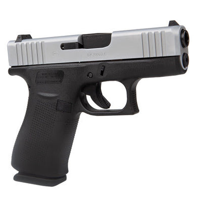 GLOCK MODEL G43X .9MM 10-SHOT TWO-TONE