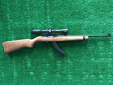Ruger Model 10/22 22LR Scope Combo