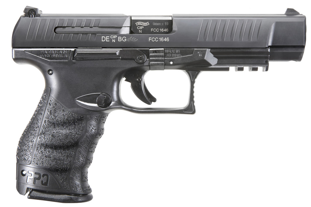 "Walther Model PPQ M2 9mm 5"" Longslide Tactical"