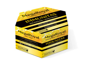 MEGAROYAL IMMUNITAS 20 X 15ML AMPOLLAS