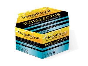 MEGAROYAL INTELLECTUS | 20 X 15ML AMPOLLAS