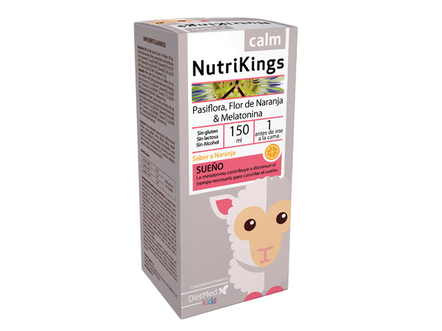 NUTRIKINGS CALM 150ML SOLUCION ORAL