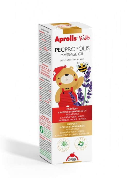 Aprolis Kids PECPROPOLIS MASSAGE OIL