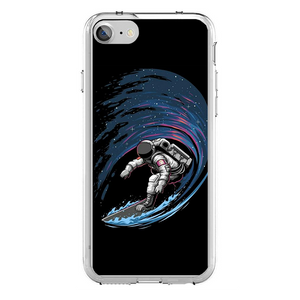 Husa iPhone 7 Astronaut and airplane