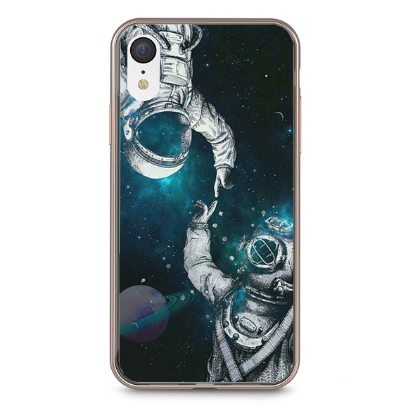 Husa iPhone XR Astronaut and Scubadiver