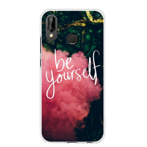 Husa Huawei P20 Lite Be yourself - Prestige-Boutique.ro