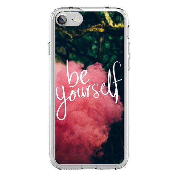 Husa iPhone 7 Be yourself