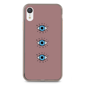Husa iPhone XR Blue Eyes