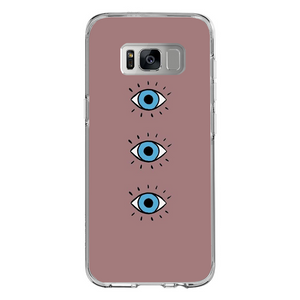 Husa Samsung Galaxy S8 Blue Eyes