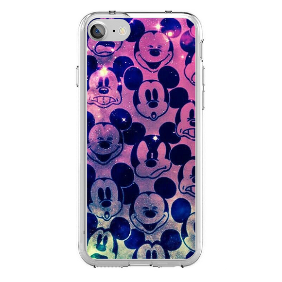 Husa iPhone 7 Crazy Mickey