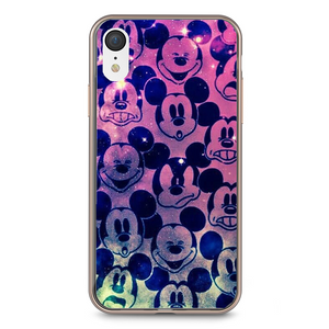 Husa iPhone XR Crazy Mickey