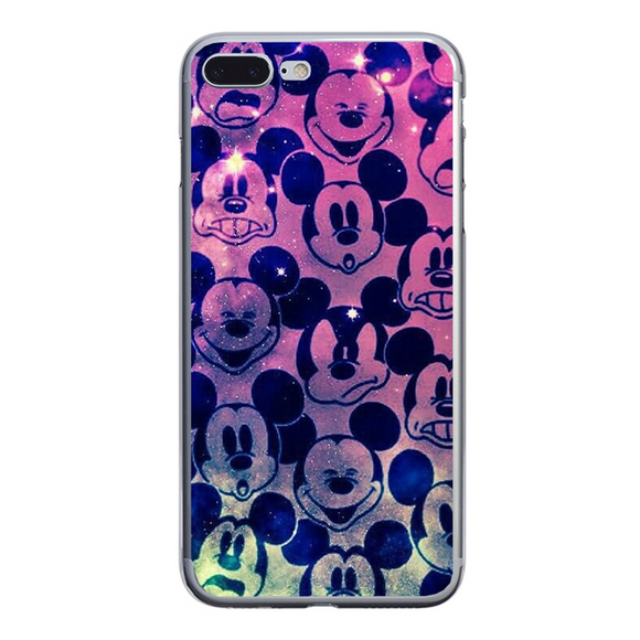 Husa iPhone 7 Plus Crazy Mickey