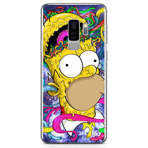 Husa Samsung Galaxy S9 Plus Donuts Brain