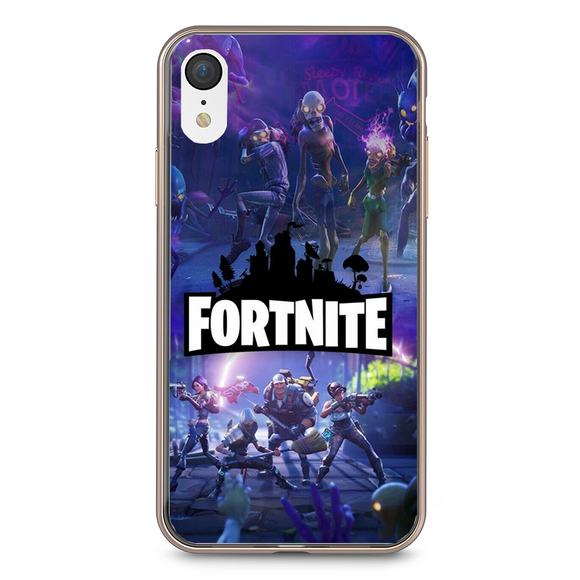 Husa iPhone XR Fornite