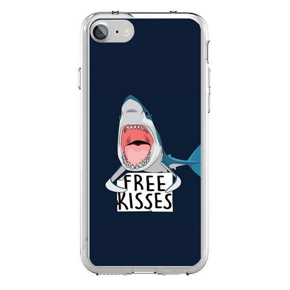 Husa iPhone 7 Free Kisses