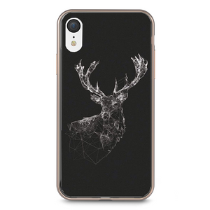 Husa iPhone XR Galaxy Deer