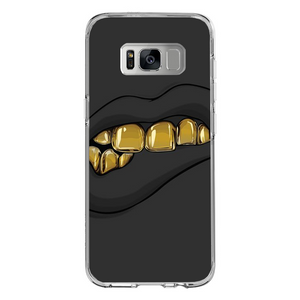 Husa Samsung Galaxy S8 Plus Gold Bite