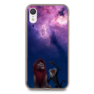 Husa iPhone XR Lion King