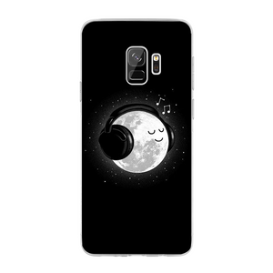 Husa Samsung Galaxy S9 moon and Music