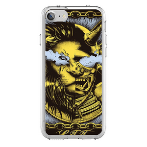 Husa iPhone 7 Ninja Lion