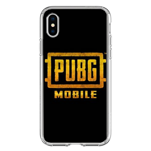 Husa iPhone X PUBG Mobile