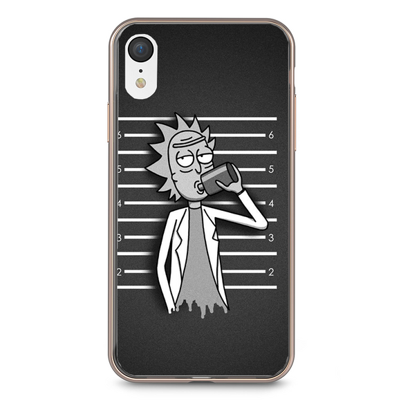 Husa iPhone XR Rick