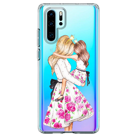 Husa Huawei transparenta Sweet Moments