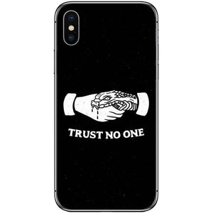 Husa iPhone X Trust No One