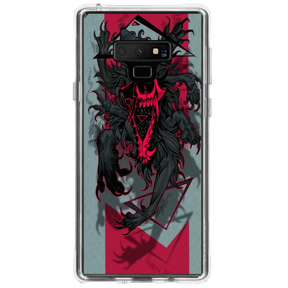 Husa Samsung Galaxy S9 Warrior Flag